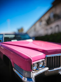 Pink Cadillac by Miemo Penttinen