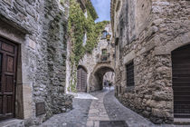 Medieval Village of Pals (Catalonia) von Marc Garrido Clotet