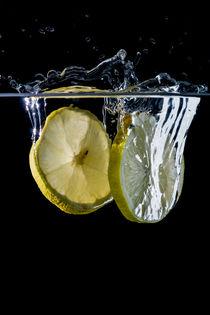 Lemon splash von Nadine Gutmann