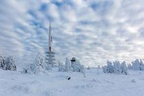 Brockengipfel im Winter von Andreas Levi