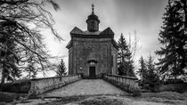 Chapel of Virgin Mary in Broumov, Czech Republic by Zoltan Duray