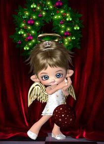 Weihnachtsengel by Conny Dambach