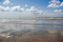 Die Schönheit der Nordsee von Iryna Mathes