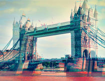 London Tower Bridge by Birgit Wagner