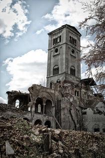Monastery Cheb Zyklus I by Ingo Mai