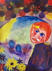 Der junge Rotschopf by Stefan Wehmeyer