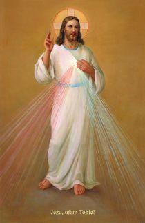 Jezu ufam Tobie - Jezus Chrystus by Svitozar Nenyuk
