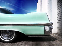 US-Autoklassiker Caddy 1957 by Beate Gube