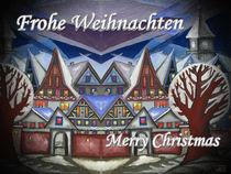 Weihnachtsstimmung in der Stadt 002 von Norbert Hergl