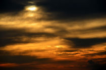 Sonnenuntergang Dillberg OPf. 1 von Stefan Wehmeyer