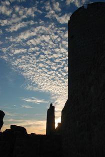 Burg Wolfstein Sunset by Stefan Wehmeyer