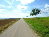 Der Weg zum Horizont von yvi-mueller
