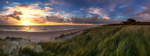 Weststrand Panorama by Steffen Gierok