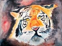 Tiger von Theodor Fischer