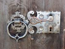 Durch manche Türen mußt Du schreiten ..... von Stefan Wehmeyer