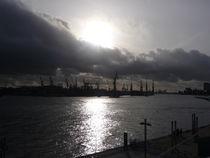Hamburg Hafen .... von Stefan Wehmeyer