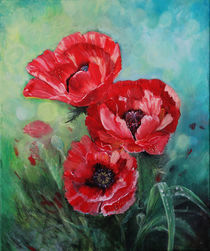 The Fairies Poppies von Stephanie Koehl