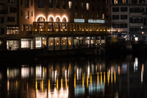 Lichter von Zürich von Iryna Mathes