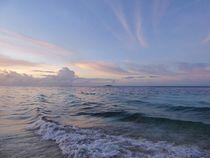 Pastel Ocean by Annika  Leichtweiss