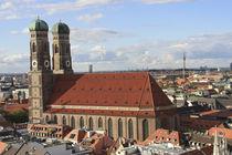 Münchens Wahrzeichen von jasminaltenhofen