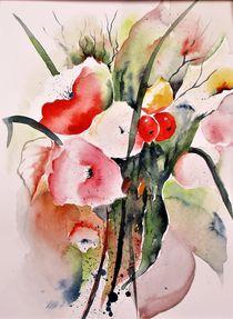 Blumenstrauß an Cécile by Theodor Fischer