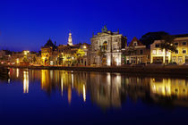 Haarlem by night by Stephanie Koehl