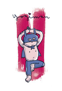 Yogiman by Frank Schulz