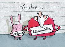 Ostern oder Weihnachten by Frank Schulz