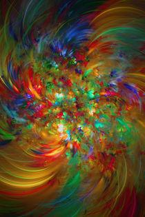 flower energy von Alain Bittler