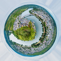 Bernkastel-Kues (5) - Little Planet by Erhard Hess