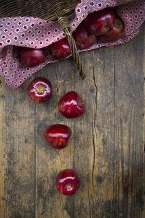 Weihnachtsäpfel von Larissa Veronesi