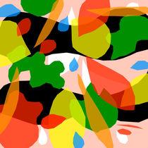 Farbtraum by Albert Weber