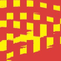 Rot_Gelb von Albert Weber