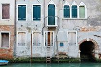 Venice, Italy, Europe by Tania Lerro