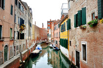 Venice, Italy, Europe by Tania Lerro
