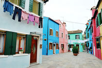 Burano island, Venice, Italy by Tania Lerro