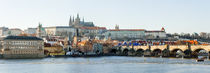 Prague panoramic view, Czech Republic by Tania Lerro