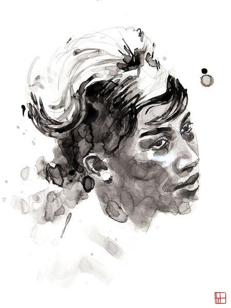 Debongnie-jazz-posters-3x4-aretha-franklin