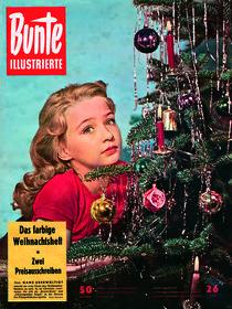 Christine Kaufmann: BUNTE Heft 26/54 von bunte-cover