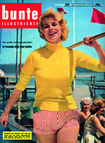 Ruth Wilbert: BUNTE Heft 39/58 by bunte-cover