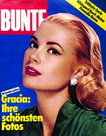 Grace Kelly: BUNTE Heft 41/82 by bunte-cover