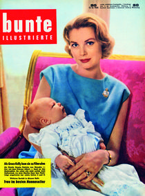 Grace Kelly: BUNTE Heft 50/58 by bunte-cover