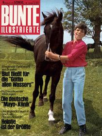Heintje: BUNTE Heft 9/70 von bunte-cover