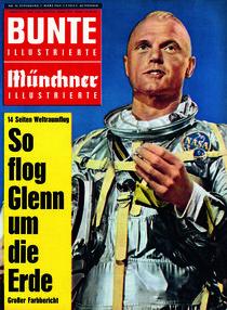 John Glenn: BUNTE Heft 10/62 von bunte-cover