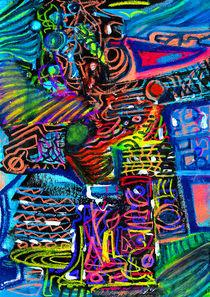 Radiculopathy no. 3  von Azure Art