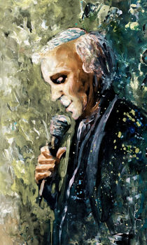 Charles Aznavour 01 by Miki de Goodaboom