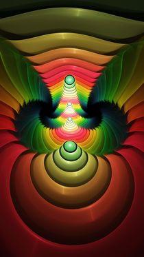 Fractal Image 004 von Sebastian Resch