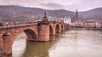Heidelberg Bridge  by Rob Hawkins