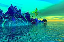CYANA ISLES by Gef Getifra