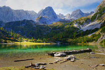 Alpensee by Roland Jeglinski